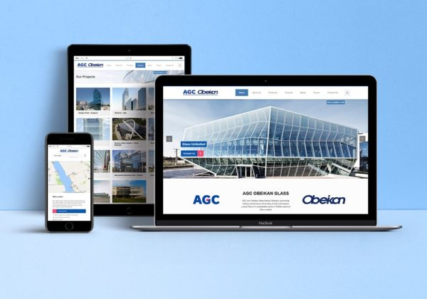 AGC Obeikan – Website