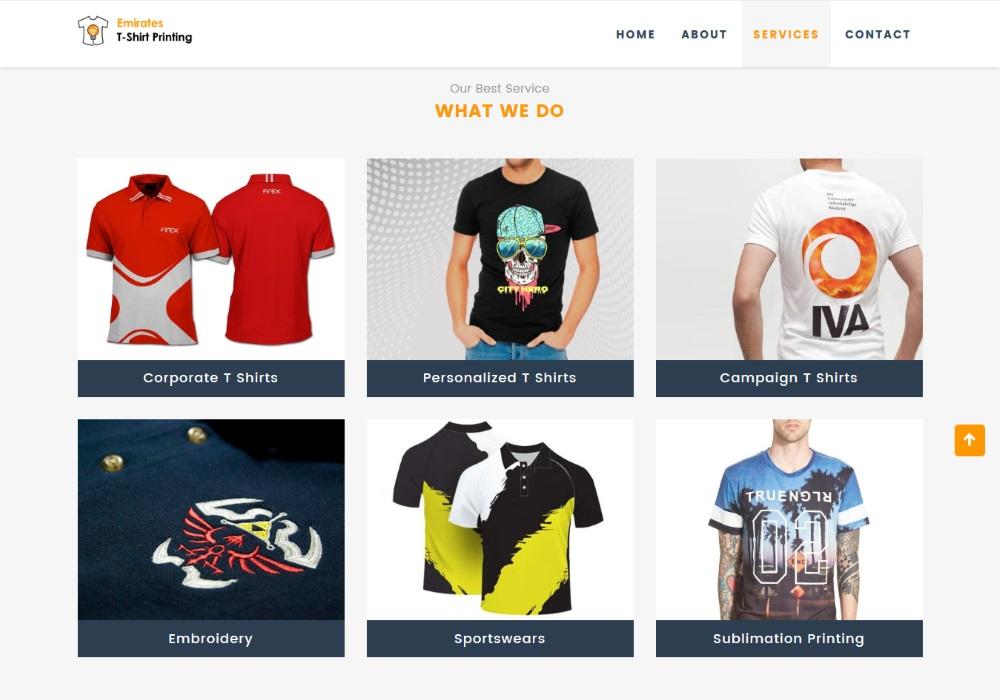 elegant shape top-rated original wholesale outlet Emirates T-Shirt Printing – Website